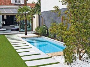 15 Desain Taman Belakang Rumah Pd Jani Gading Furniture