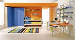 perpaduan warna cat rumah