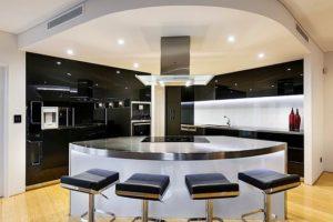 dapur mewah
