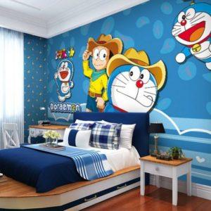 wallpaper kamar tidur anak
