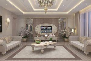15 Desain Ruang Tamu Mewah Minimalis Pd Jani Gading Furniture