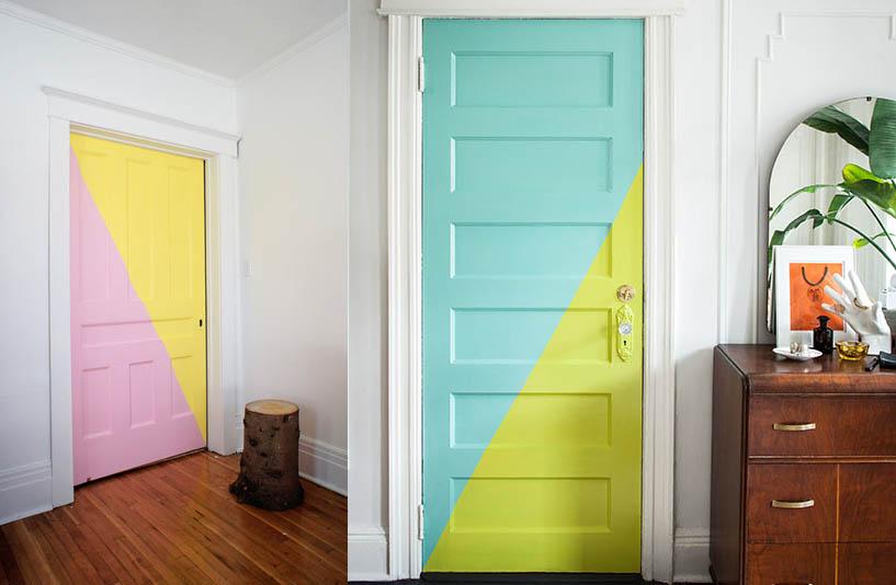 15+ Warna Pintu Minimalis Keren Dan Cantik