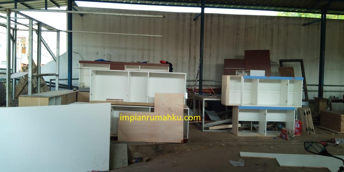 Tempat Produksi Kitchen Set Termurah | Jabodetabek