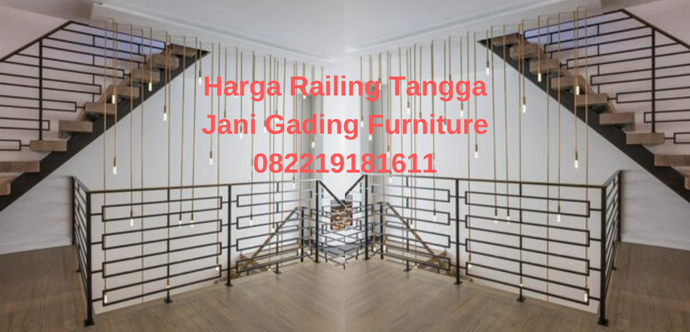 Harga Railing Tangga Per Meter Jani Gading Furniture