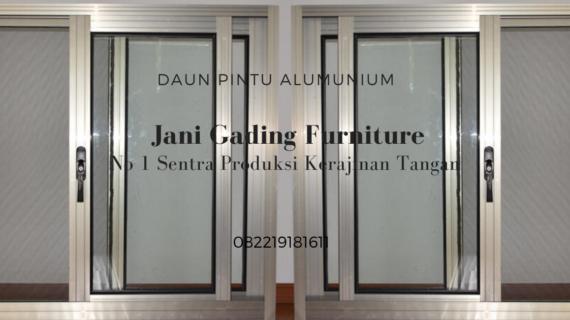 Harga Pintu Swing Aluminium 2020