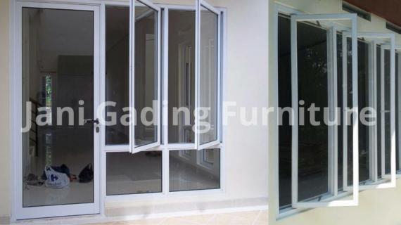 Harga Kusen, Pintu Dan Jendela Aluminium