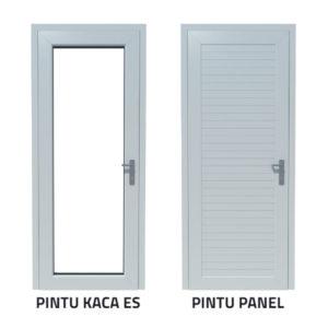 Daftar Harga Pintu Aluminium, Upvc Dan Kayu 2020 - PD ...