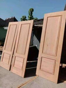 harga pintu kayu kamper oven