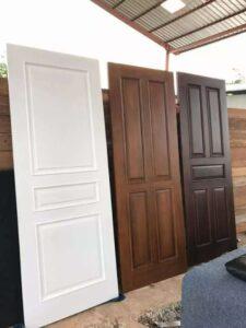harga daun pintu kayu meranti 2021