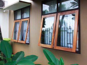 harga jendela kayu minimalis