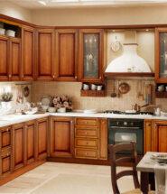 harga kitchen set kayu jati