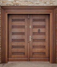 harga pintu kayu jati jepara