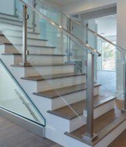 harga railing tangga stainless per meter